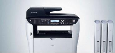 Impressora Multifuncional Ricoh Afício SP 3510 SF